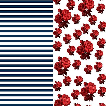Red White and Blue match up by wensteve