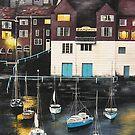 Harbor Village by Kate Eller