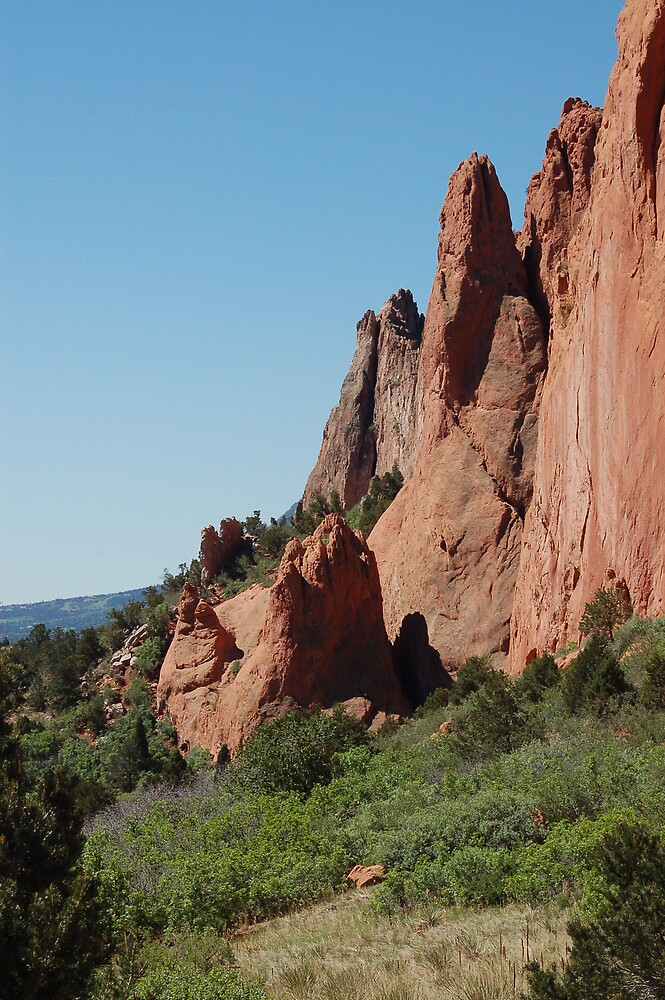 Garden of the Gods 0001 by Jawaher