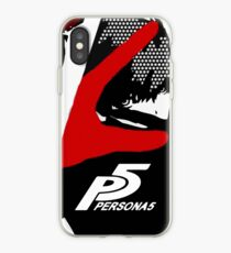 Joker P5 iPhone Case