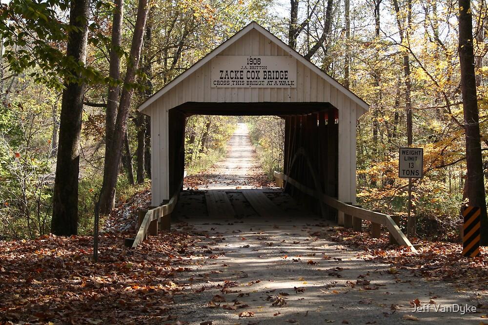 Zacke Cox Bridge by Jeff VanDyke