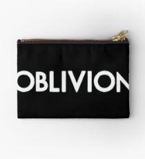 Oblivion (white) Studio Pouch