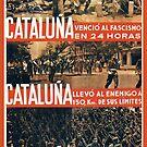 Catalonia: Resistance Against Fascism by dru1138