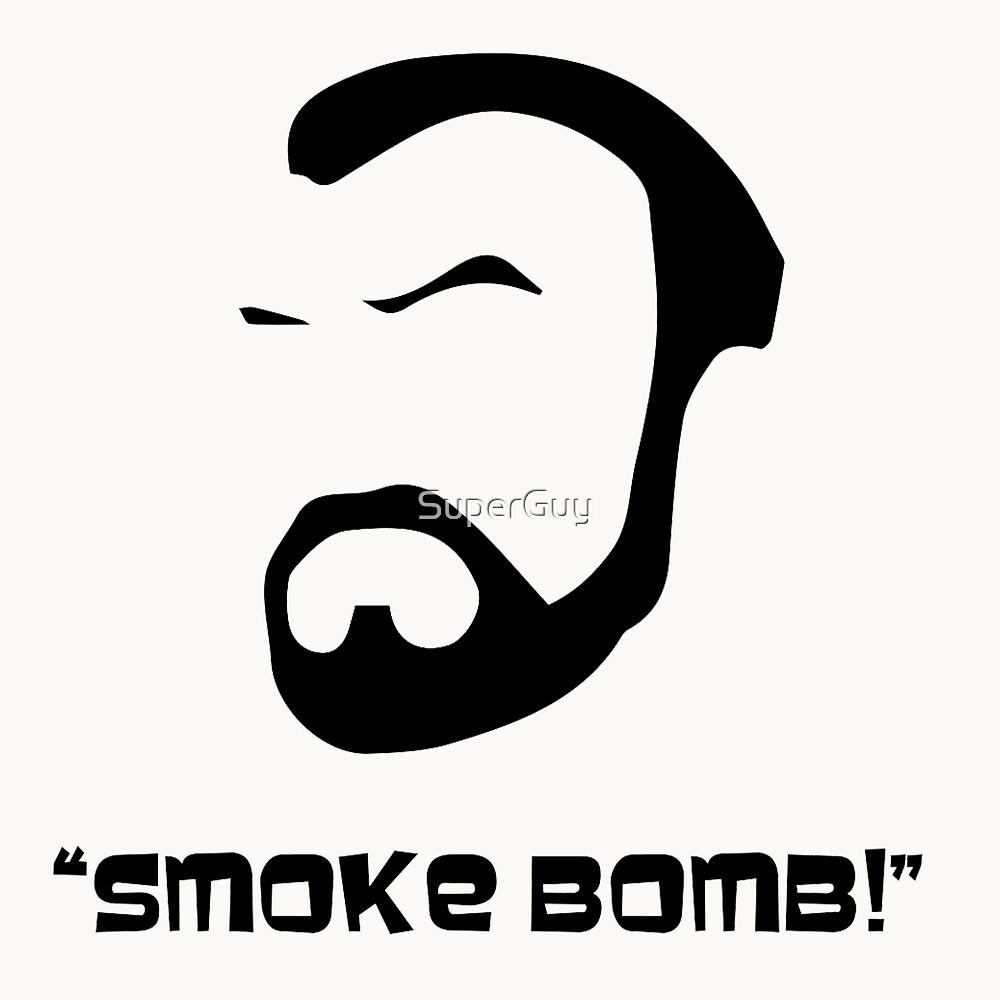 Smoke Bomb  by SuperGuy