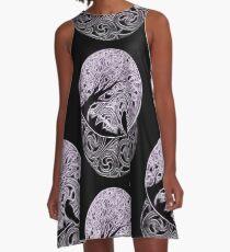 Beltane design #2 A-Line Dress