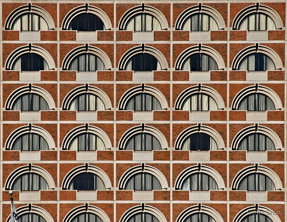 Window Geometry by Gerda Grice
