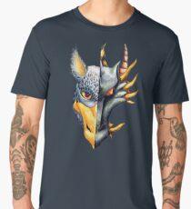 Face of a Warlock Men's Premium T-Shirt