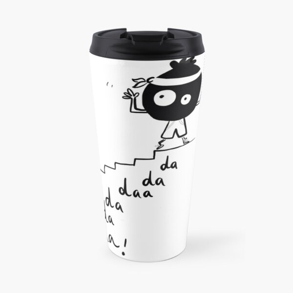 Victory dance - inner voice collection Travel Mug