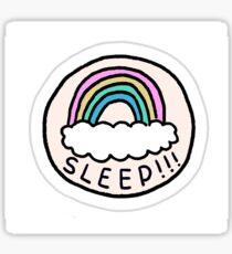 """""""Sleep!"""" Little Achievements Sticker"""