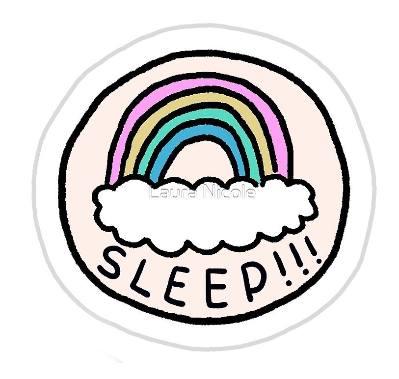 """Sleep!"" Little Achievements by Laura Nicole"