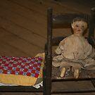 Doll at Westville by Sheila McCrea