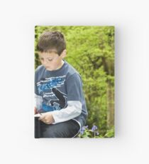 The young artist Hardcover Journal