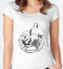 catball Women's Fitted Scoop T-Shirt