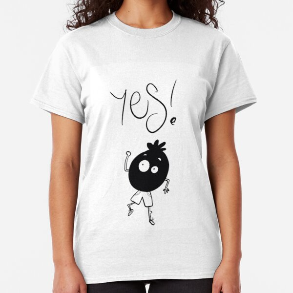 Yes! - inner voice collection Classic T-Shirt