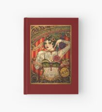 CHAPEL TATTOO; Vintage Body Advertising Art Hardcover Journal