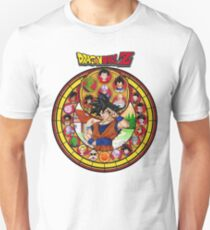 Dragon Ball Z Logo Team T-Shirt