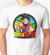 Dragon Ball Z Logo Goku T-Shirt