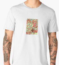 pebbles in colours Men's Premium T-Shirt