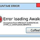 Error Loading Awake.h by carlingr-tech