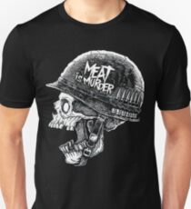 skull meat is murder T-Shirt