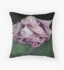 DO YOU REMEMBER WHAT YOU SAID? Throw Pillow