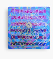Hexagram 9-Hsiao Ch'u (Power of the Small) Canvas Print