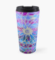 Hexagram 9-Hsiao Ch'u (Power of the Small) Travel Mug