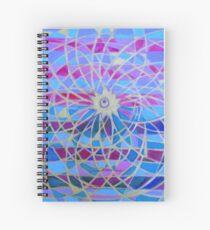 Hexagram 9-Hsiao Ch'u (Power of the Small) Spiral Notebook