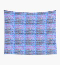 Hexagram 9-Hsiao Ch'u (Power of the Small) Wall Tapestry