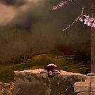 She Sleeps and Waits by Jeff Burgess