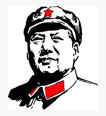 Mao Photographic Print
