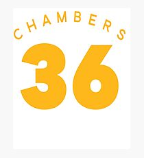 36 Chambers Photographic Print