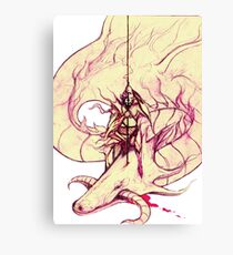 the dragon slayer Canvas Print