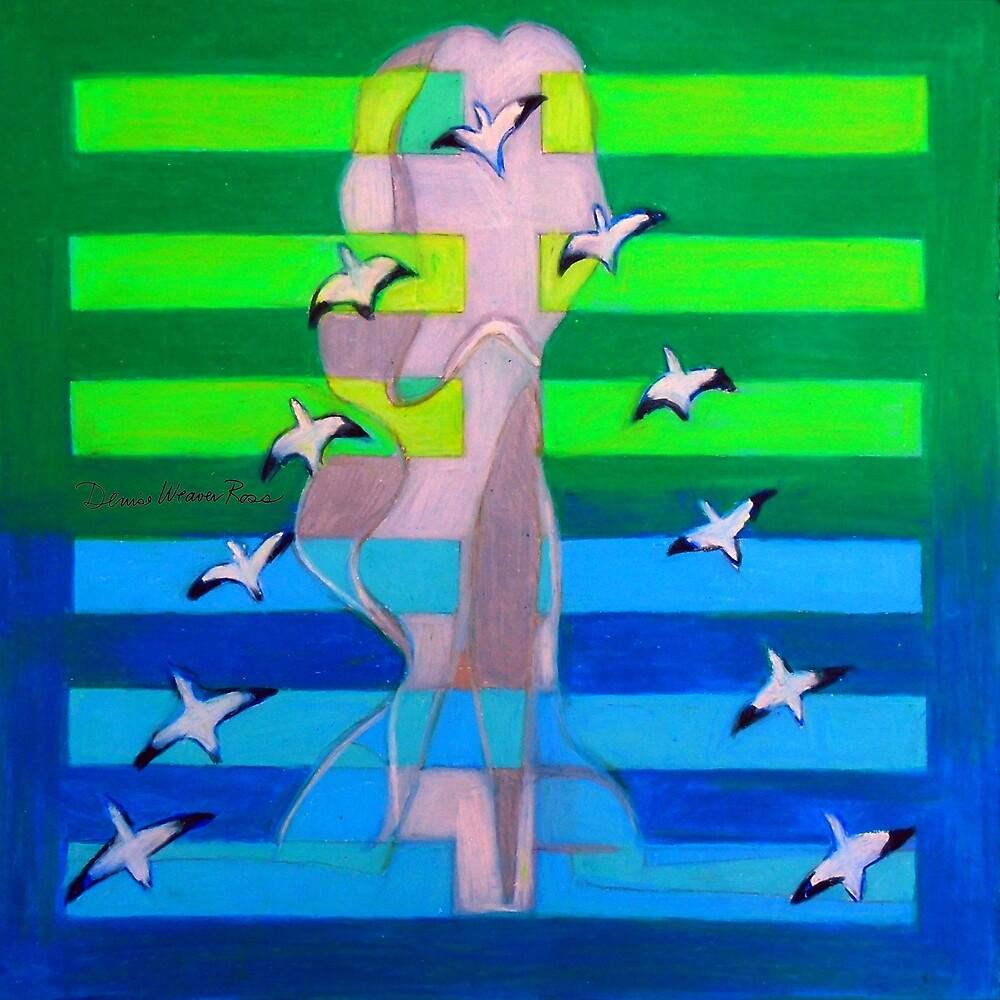 Hexagram 7: Shih (Integrity) by Denise Weaver Ross