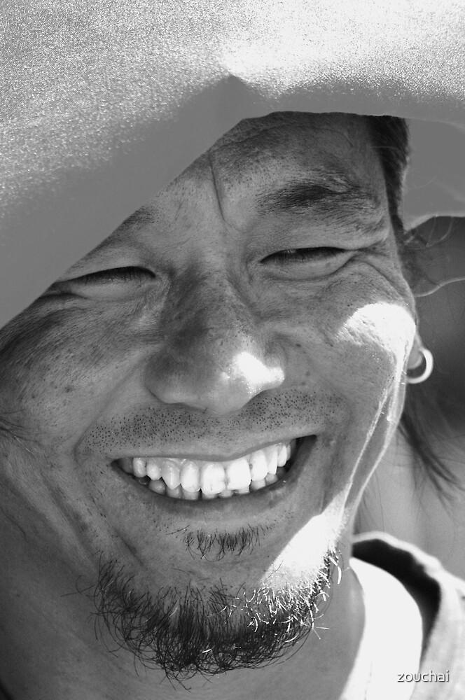 Tibetian Man by zouchai