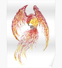 Phoenix Fawkes Poster