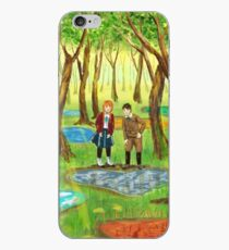 The Magician's Nephew iPhone Case