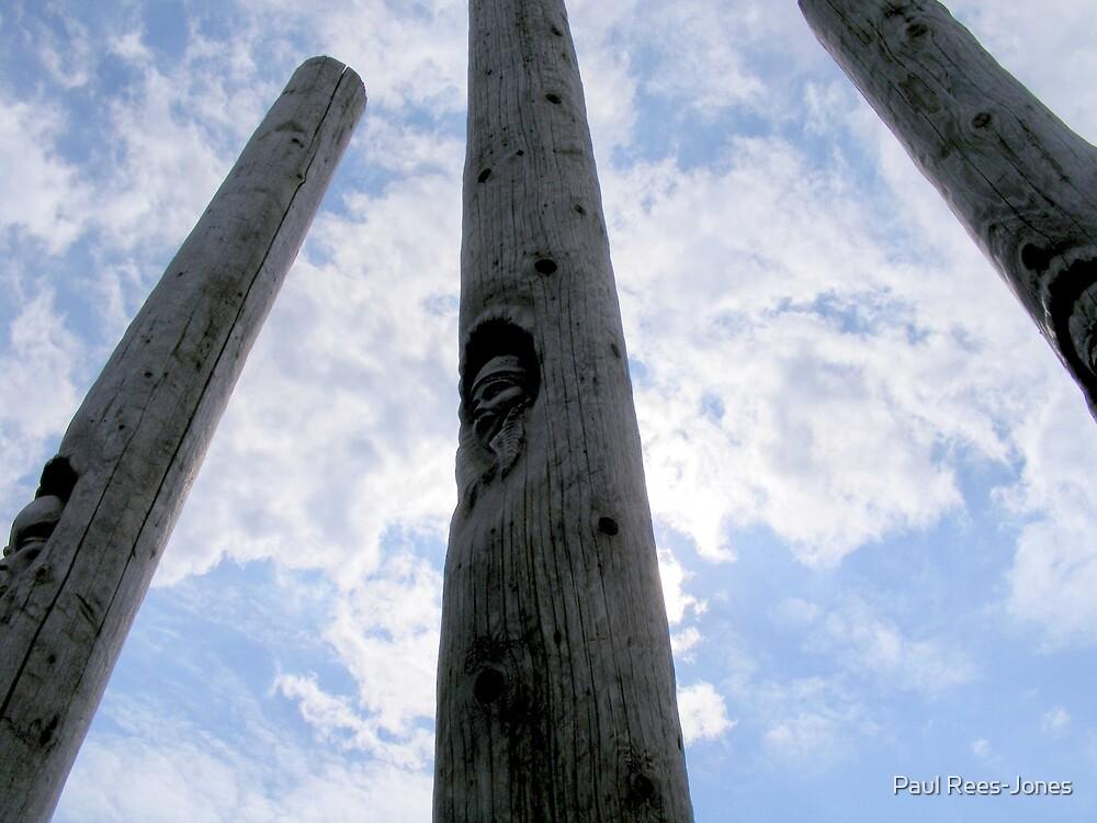 Totem. by Paul Rees-Jones