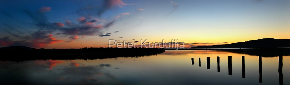 Nothing Left To Dream About by Peter Kurdulija