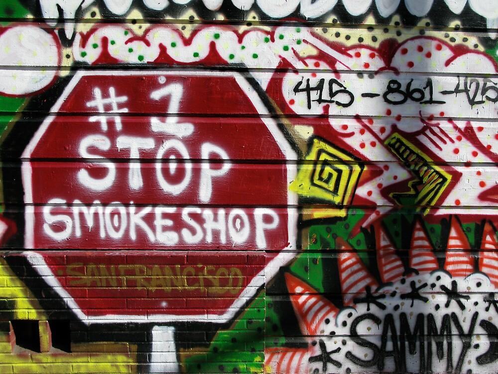 #1 stop smokeshop by vajasquared