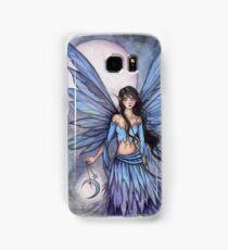 Lunetta Little Moon Fairy Mystical Illustration Fantasy Art Samsung Galaxy Case/Skin