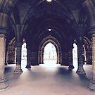 Glasgow University  by nikki harrison