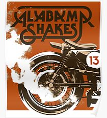 Alabama Shakes - SMOKE Poster