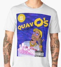Quavo's Cereal (BLUE) Men's Premium T-Shirt
