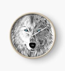 The White Wolf Clock