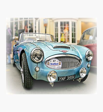British Sports Car Photographic Print