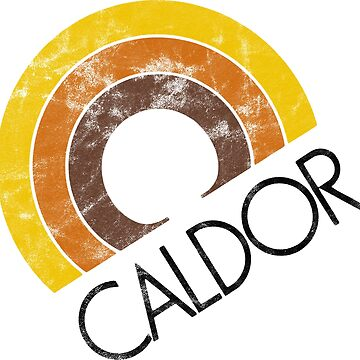 Caldor - Distressed by turboglyde