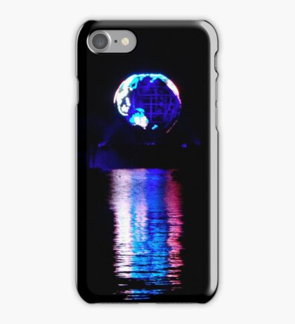 Glowing World iPhone Case/Skin