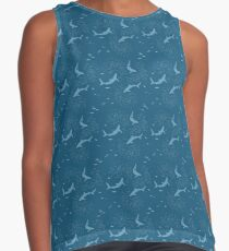 Sharks and fishes Contrast Tank