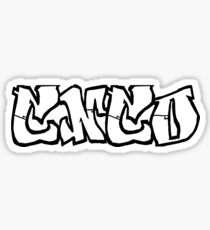 CNCO Graffiti Sticker